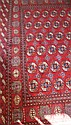 Large antique Persian carpet