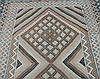 North African tribal rug 150 x  75 cm.