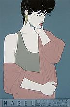 Patrick Nagel - Commemorative #10