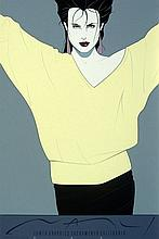 Patrick Nagel - Commemorative #8