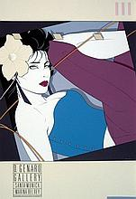 Patrick Nagel - Commemorative #9