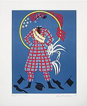 Robert Indiana - Jenny Reefer (Mother of Us All)