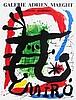 Joan Miro - Miro Oeuvres Graphiques