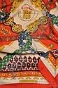 Vintage Cashmere and Silk Scarf, Hermes, Paris,