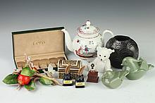 COLLECTION ASSORTED DECORATIVE ARTS,