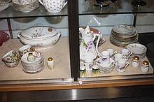 COLLECTION BAVARIAN AND OTHER PORCELAIN.