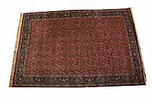 CHINESE PERSIAN RUG. - 6 ft. 7 in. x 9 ft. 7 in.