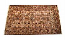 TURKISH RUG. - 8 ft. 1 in. x 5 ft. 3 in.
