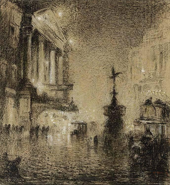 MAURICE BLIECK (1876-1922)
