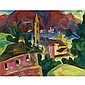 KARL SCHMIDT-ROTTLUFF, Karl Schmidt-Rottluff, Click for value