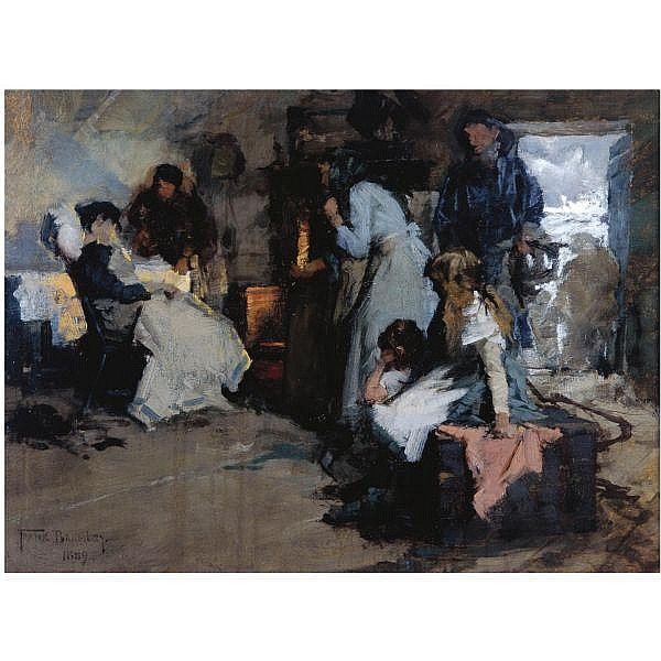 Frank Bramley, R.A. , 1857-1915 