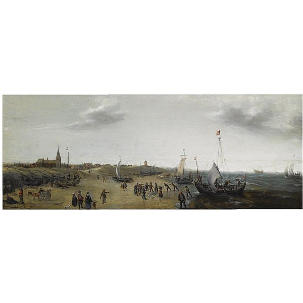 Hendrick Cornelisz. Vroom , Haarlem circa 1563 - 1640 
