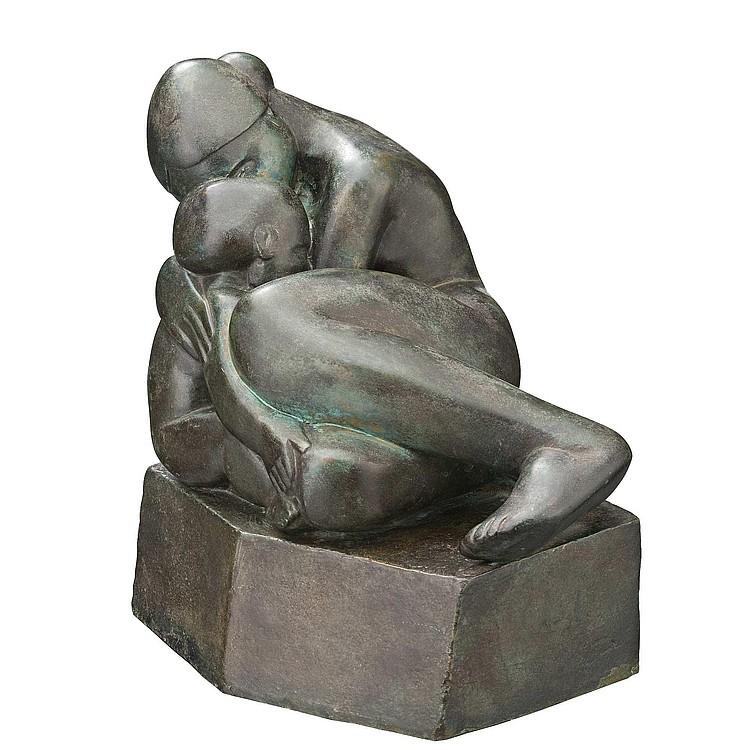 HENRI GAUDIER-BRZESKA, 1891-1915 MATERNITÉ