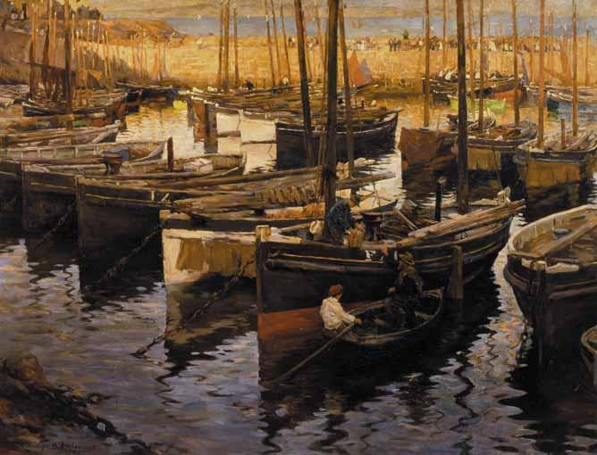 PROPERTY OF A PRIVATE LIMITED COMPANY STANHOPE FORBES, R.A. 1857-1947