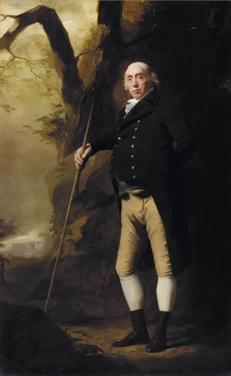 SIR HENRY RAEBURN R.A., P.R.S.A.  1756-1823