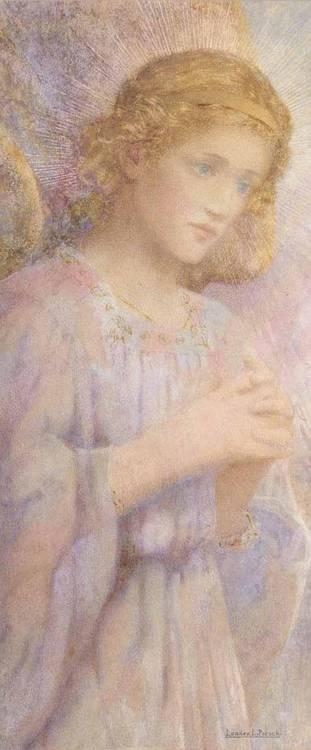 f - LEXDEN L. POCOCK, BRITISH 1850-1919