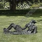 Ossip Zadkine , 1890-1967 Statue pour jardin Bronze   , Ossip Zadkine, Click for value