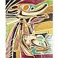 Stanley William Hayter , sun dancer Oil, Stanley William Hayter, Click for value