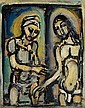 GEORGES ROUAULT, Georges Rouault, Click for value