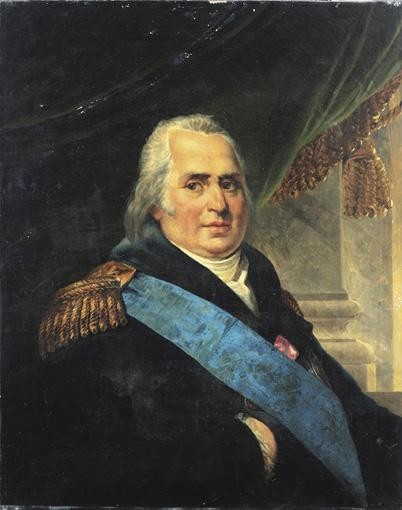JEAN ALAUX DIT LE ROMAIN (BORDEAUX 1786 - PARIS 1864)