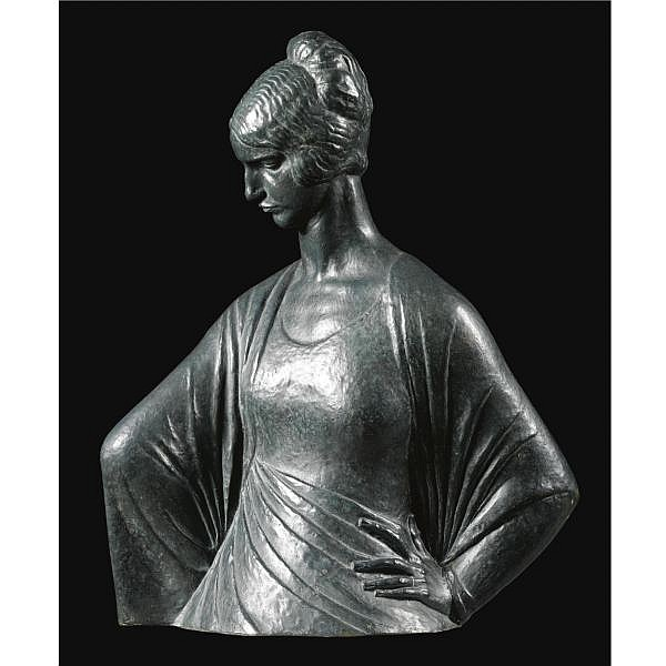 Ivan Mestrovic , Croatian 1883-1962 