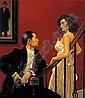 JACK VETTRIANO, O.B.E. B.1951, Jack Vettriano, Click for value