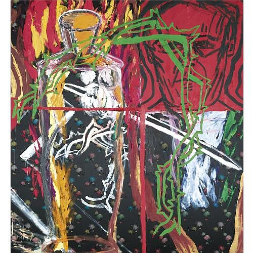 l - Julian Schnabel , Fouffi-Nouti in Hell