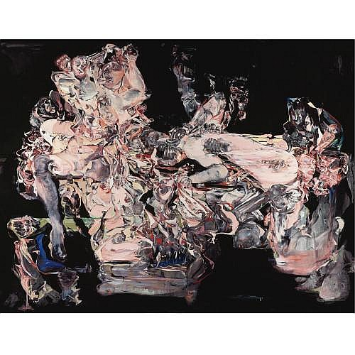 Cecily Brown , Merry Widow