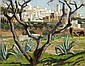 ADRIAN ALLINSON, 1890-1959 KAIROUAN, TUNISIA, Adrian Allinson, Click for value