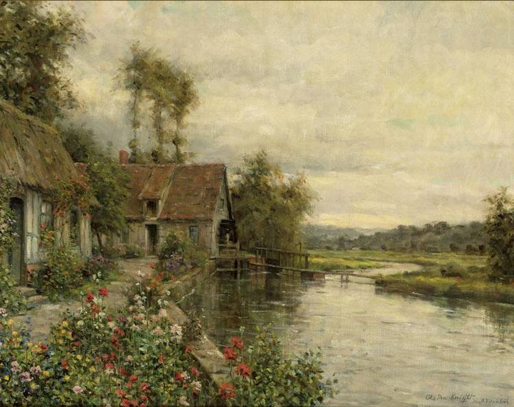 LOUIS ASTON KNIGHT 1873-1948