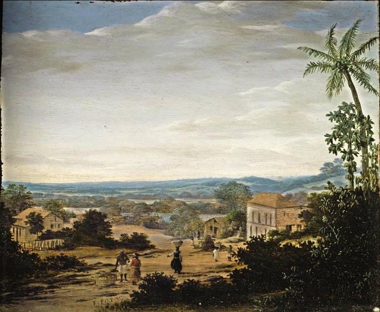 FRANS JANSZ. POST HAARLEM CIRCA 1612 - 1680