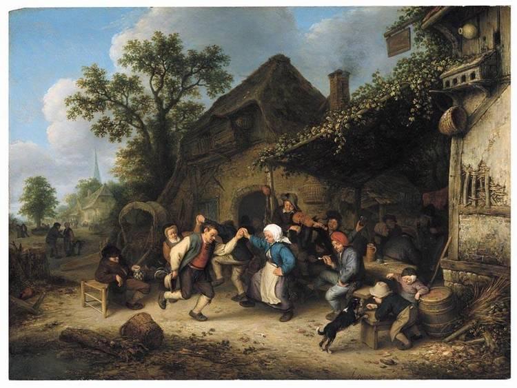 ADRIAEN JANSZ. VAN OSTADE HAARLEM 1610 - 1685