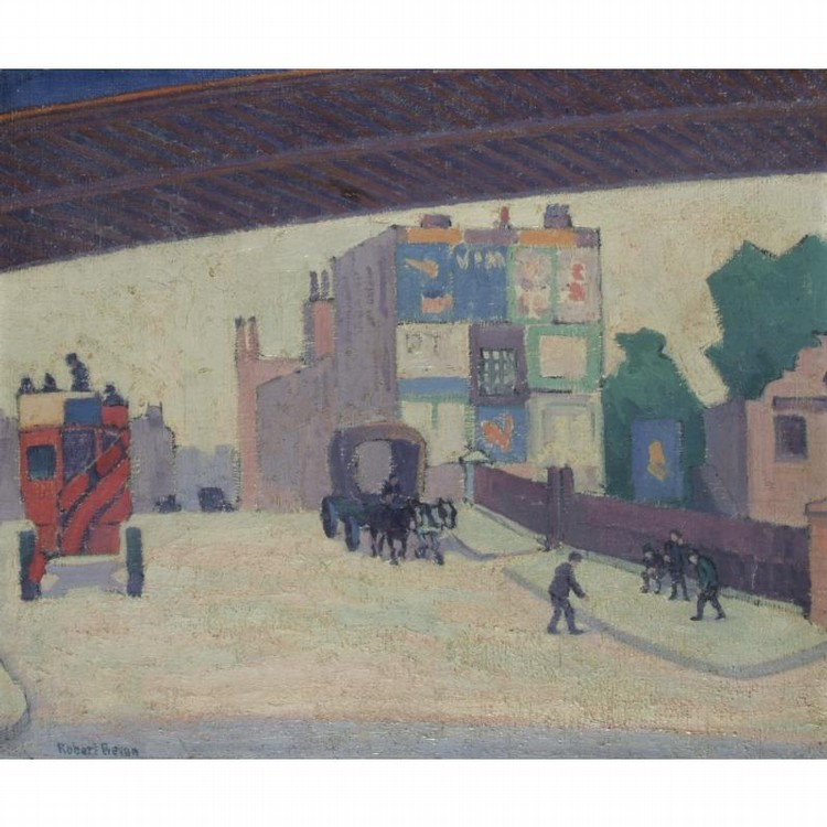 ROBERT BEVAN 1865-1925