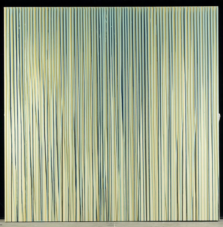w,m - IAN DAVENPORT, B. 1966