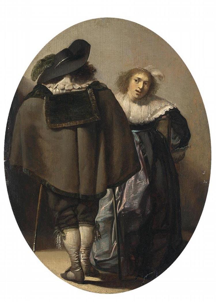 PIETER CODDE AMSTERDAM 1599 - 1678