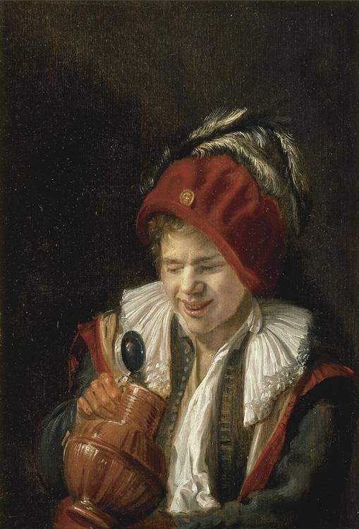 * JUDITH LEYSTER HAARLEM 1609-1660 HEEMSTEDE