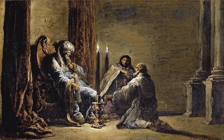 * LEONAERT BRAMER DELFT 1596 - 1674
