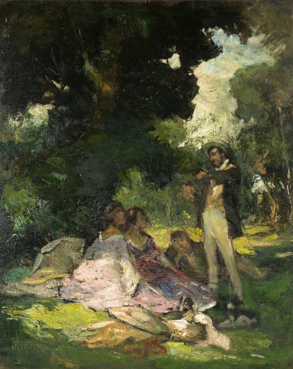 EDWARD H. NIEMANN ACTIVE 1863-1867