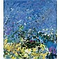 l - Joan Mitchell , 1925-1992 La Grande Vallée XI oil on canvas, Joan Mitchell, Click for value