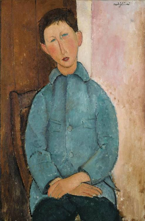 f - AMEDEO MODIGLIANI