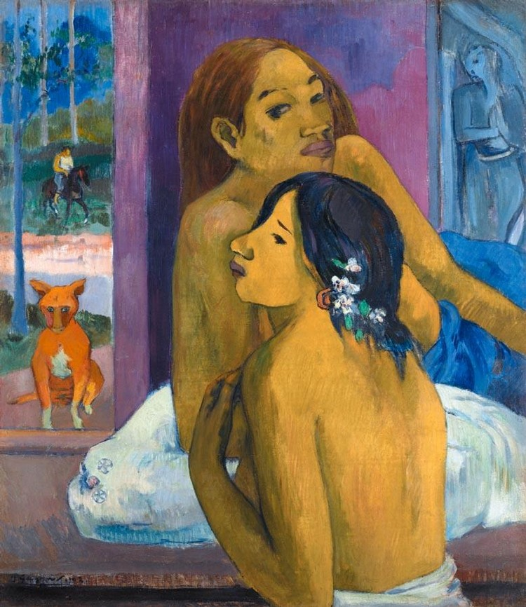 f - PAUL GAUGUIN