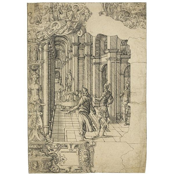 Jost Amman , Zürich 1539 - 1591 Nuremberg 