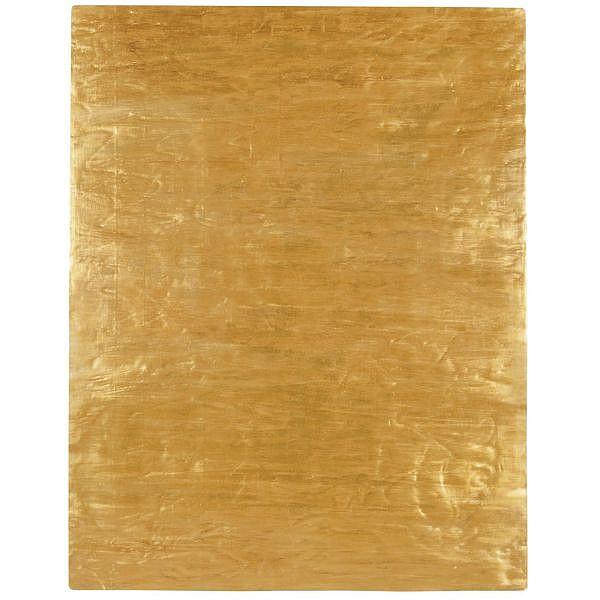 - Yves Klein , 1928-1962 MG 9 gold leaf on panel