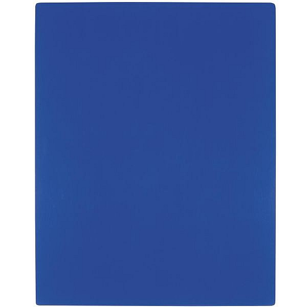 - Yves Klein , 1928-1962 IKB 1 dry pigment and synthetic resin on canvas laid down on plywood