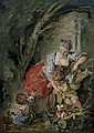 f - FRANÇOIS BOUCHER PARIS 1703 - 1770, Francois Boucher, Click for value