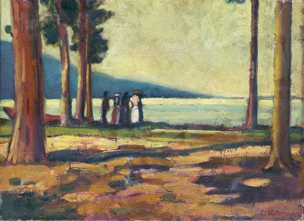 GABRIEL HABERJAHN 1890-1956