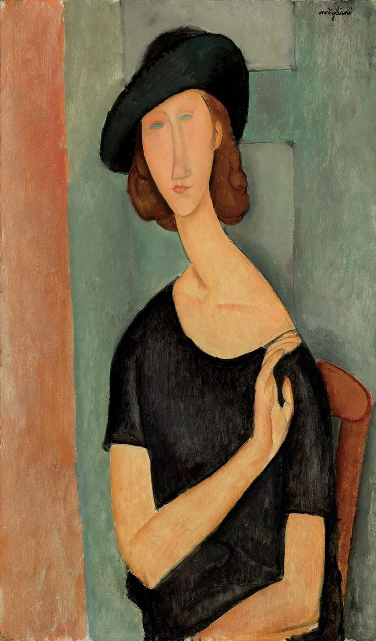 l,f - AMEDEO MODIGLIANI