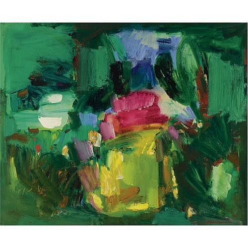 Hans Hofmann , Jardin d'Amour