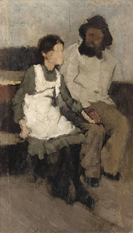 FRANK BRAMLEY, R.A. 1857-1915
