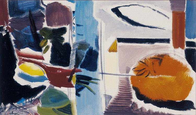 IVON HITCHENS 1893-1979